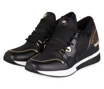 Plateau-Sneaker LIV - SCHWARZ/ BRAUN