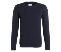 Sweatshirt DEWEY mit Struktur