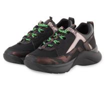 Sneaker LUNAR - SCHWARZ/ BRAUN