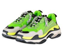 Sneaker TRIPLE S - NEONGRÜN