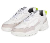 Chuncky-Sneaker - WEISS