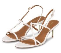 Sandaletten OPHELIA - WEISS