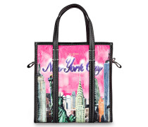 Shopper BAZAR NEW YORK CITY SMALL - pink