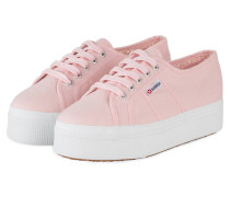 Plateau-Sneaker ACOTW - ROSA