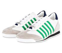 Sneaker NEW RUNNERS - GRÜN/ WEISS