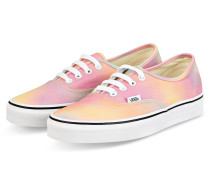 Sneaker AUTHENTIC - ROSA/ GELB/ MINT