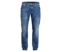 Jeans MELVIN Regular-Fit - p01 mid blue