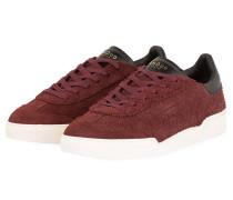 Sneaker MONKEY - DUNKELROT