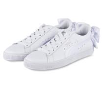 Sneaker BASKET BOW - WEISS