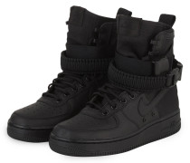 Hightop-Sneaker SF AIR FORCE 1 - SCHWARZ