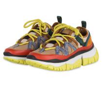 Sneaker BLAKE - BRAUN/ BEIGE/ GELB