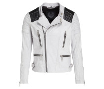 Lederjacke TRELLOW FANCY