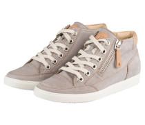 Hightop-Sneaker - GRAU/ BEIGE