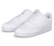 Sneaker COURT VICION LOW - WEISS