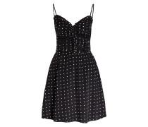 Kleid RENOTA - schwarz/ weiss