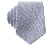Set: Krawatte mit Einstecktuch- und Nadel