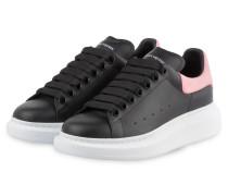 Plateau-Sneaker - SCHWARZ/ PINK