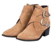 Boots CARINA - BEIGE