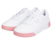 Sneaker CALI - WEISS/ ROSA