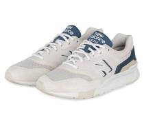 Sneaker CM997 - OFFWHITE/ BLAU