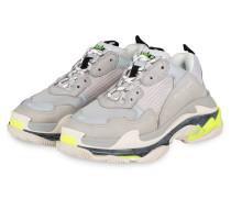 Sneaker TRIPLE S - GRAU/ GELB