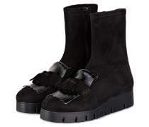 Plateau-Boots FIGUERA - SCHWARZ