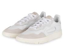 Sneaker SC PREMIERE - WEISS/ CREME