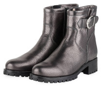 Biker-Boots INTRO - ANTHRAZIT METALLIC
