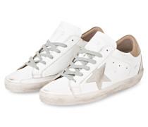 Sneaker SUPERSTAR - WEISS/ BEIGE