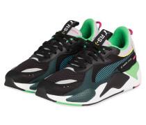 Sneaker RS-X TOYS - SCHWARZ/ DUNKELGRÜN