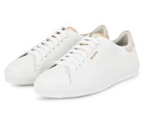 Sneaker CLEAN 90 - WEISS/ BEIGE