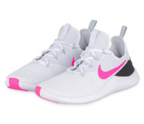 Fitnessschuhe FREE TR8 - WEISS/ PINK