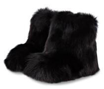 Fell-Boots DALTON FLAT - schwarz