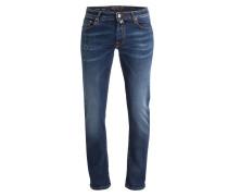 Destroyed-Jeans NICK Slim Fit