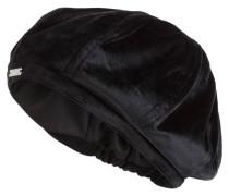 Baskenmütze aus Samt