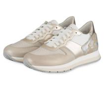 Sneaker CLOE - GOLD/ WEISS