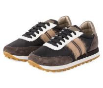 Sneaker SCAPE - ANTHRAZIT/ BRAUN