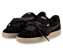 Sneaker BASKET HEART METALLIC - SCHWARZ