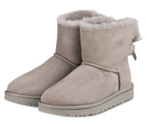7d6e224bb9929 Boots MINI BAILEY BOW II - HELLGRAU. UGG