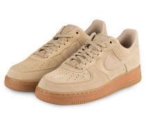 Sneaker AIR FORCE 1 '07 LV8 SUEDE - BEIGE