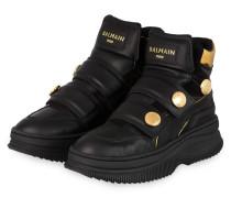 Hightop-Sneaker DEVA - SCHWARZ/ GOLD