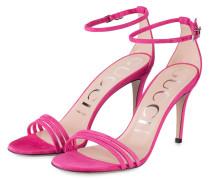 Sandaletten - BRIGHT FUXIA