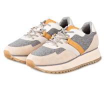 Sneaker LINDA - GRAU/ BEIGE