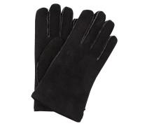 Lederhandschuhe CLASSIC - schwarz