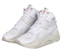 High-Top Sneaker RS-X - WEISS/ CREME