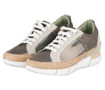 Sneaker - GRÜN/ BEIGE