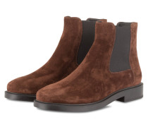 ea7261f7a32607 Chelsea-Boots - BRAUN. TOD S