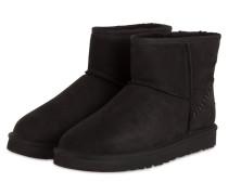 Fell-Boots CLASSIC MINI DEKO - SCHWARZ