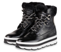 Hightop-Sneaker FRANCY 6 - SCHWARZ