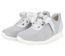 Sneaker - SILBER/ GRAU METALLIC